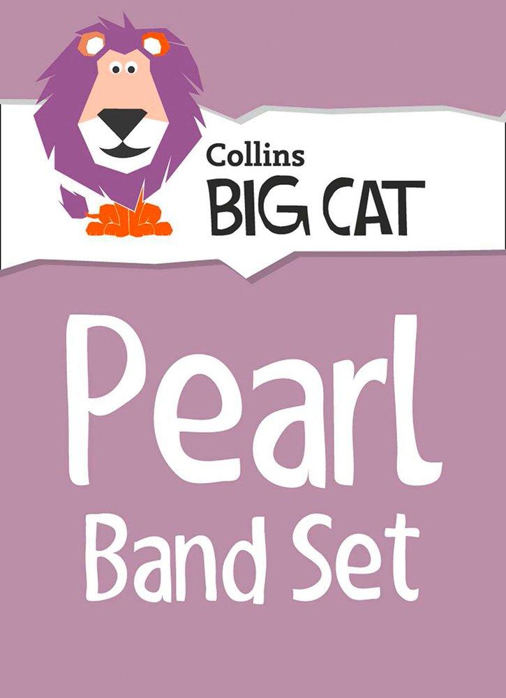 Download Collins Big Cat Sets – Pearl Band Set: Band 18/Pearl ebook