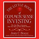 The Little Book of Common Sense Investing  Audiobook by John C. Bogle Narrated by Thom Pinto