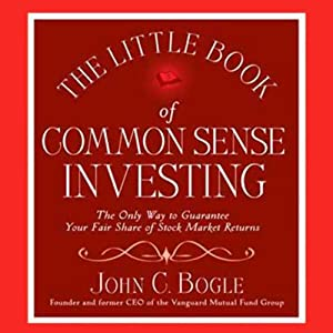 The Little Book of Common Sense Investing Audiobook