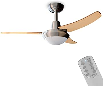 Cecotec Ventilador de Techo EnergySilence Aero 480. 106 cm de Di ...