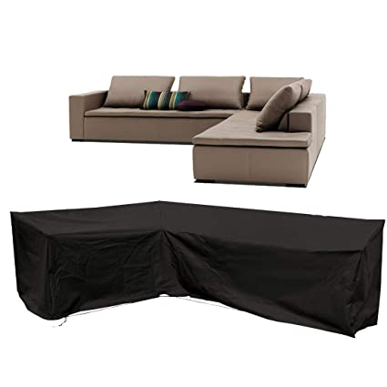 Amazon.com: FLR Funda para muebles de patio, cubierta para ...