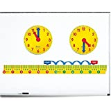 Learning Resources Magnetic Elapsed Time Set