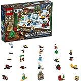Lego City 60155 Calendario dell'Avvento
