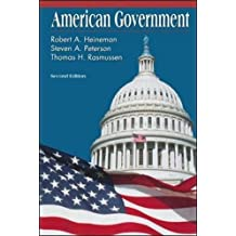 American Government (Schaums' Humanities Social Science)