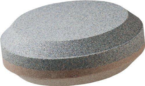 Sharpener 3 Diameter Dual Grit Sharpening Stone