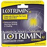 Lotrimin AF-Lotrimin Anti Fungal Jock Itch Clotrimazole Cream, (3 Pack) 12g Tube
