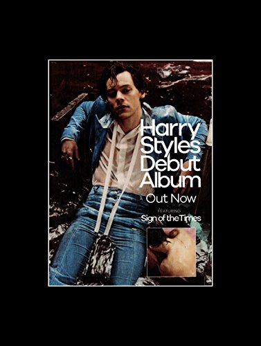 Harry Styles - Sign Of The Times Debut Album 2017 Mini Poster - 40.5x30.5cm