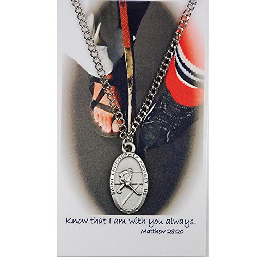Christopher Pewter Hockey Sports Chain product image