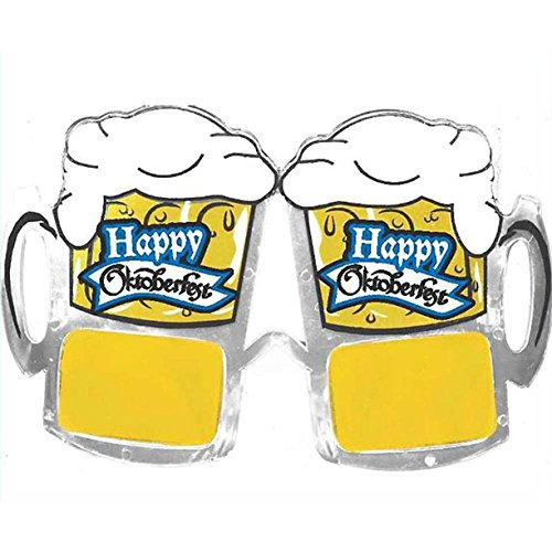 Forum Novelties Oktoberfest Beer Mug Costume - Beer Costume Glass