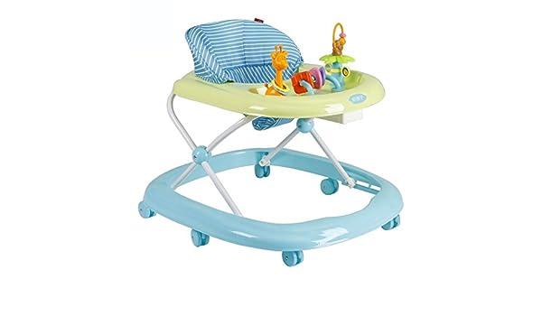 Baby walker Andador Hierro + Cuerpo De Plástico Cubierta De Tela ...