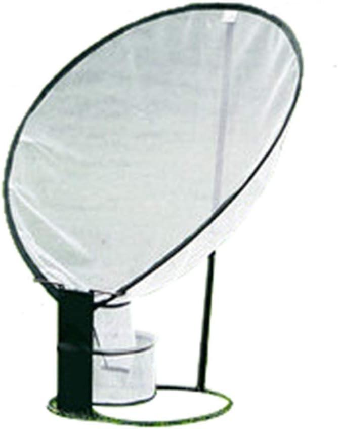 Ffjjdls ゴルフカッター練習ネットゴルフキューネットカッタートレーナー76 x 80 x 76 cm