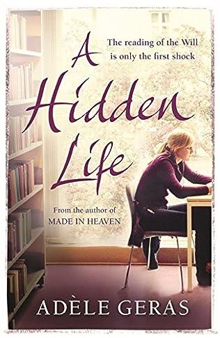book cover of A Hidden Life