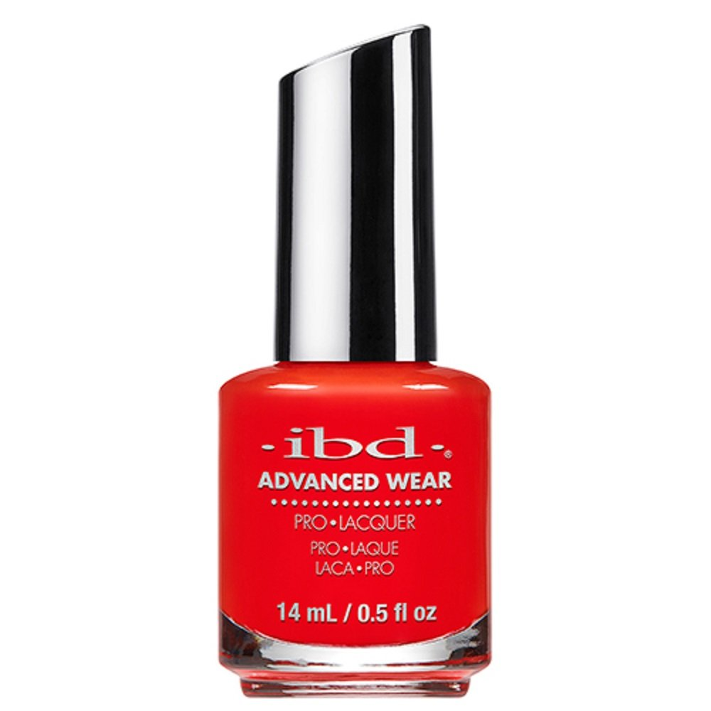 Just Gel Advanced Wear Nail Polish, Vixen Rouge IBD IBDJG045
