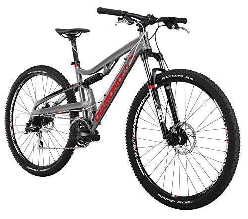 Diamondback 2015 Recoil Full Suspension Complete Mountain Bike review