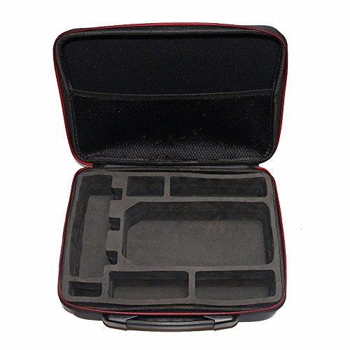 Kingwon Suitcase Storage Organizer Tasche Tragetasche für DJI Mavic Pro Drone Batterie Zubehör, Schwarz