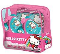 Mondo 28106 Inlineskater im Set, inkl. Schutz, Design: Hello Kitty