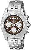 Breitling Men's AB014012-Q583 Analog Display Swiss Automatic Silver Watch