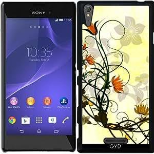 Funda para Sony Xperia T3 - Hermosas Flores by nicky2342