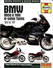 haynes maintenance and repair manual for bmw r850 1100 4. Black Bedroom Furniture Sets. Home Design Ideas