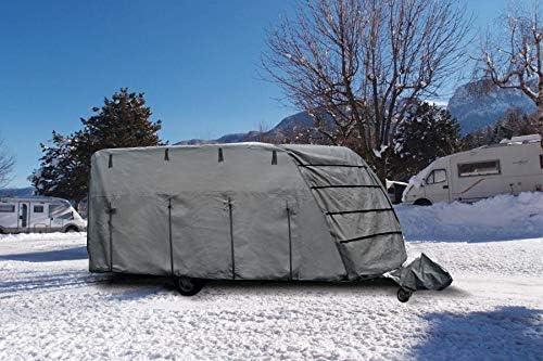 400-450 cm telo protettivo per caravan Aequator