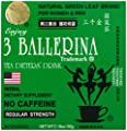 Diet Tea for Men and Women 30 Tea Bags, Three Ballerina from Three Ballerina