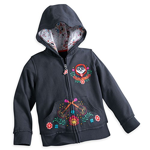 Disney Coco Hoodie for Girls Size 4