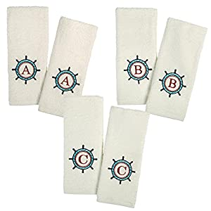 5110u4lHWvL._SS300_ 50+ Beach Hand Towels and Nautical Hand Towels For 2020