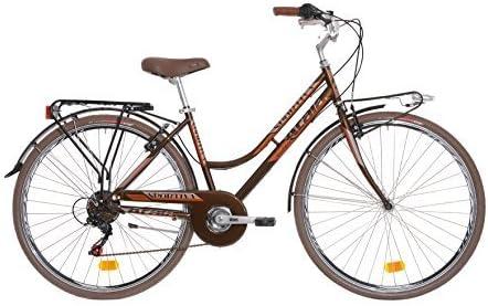 Bicicleta de ciudad mujer Atala de deporte con ruedas 28, cambio ...