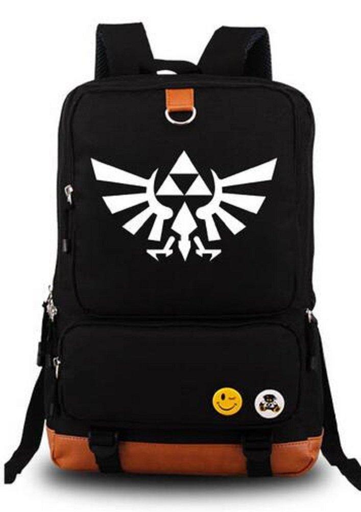 YOYOSHome Anime The Legend of Zelda Cosplay Luminous Shoulder Bag Backpack School Bag