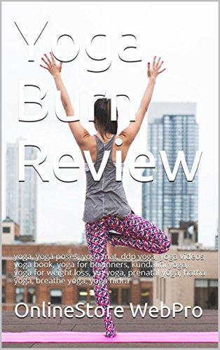 Download PDF By Yoga Burn Review Poses Mat Ddp