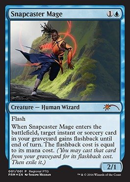 Magic: the Gathering - Snapcaster Mage - Unique & Misc. Promos