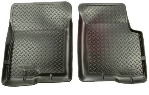 UPC 753933340612, Husky Liners Front Floor Liners Fits 98-08 Forester