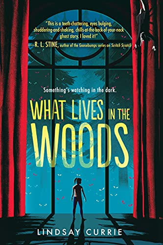 Book Cover: What Lives in the Woods