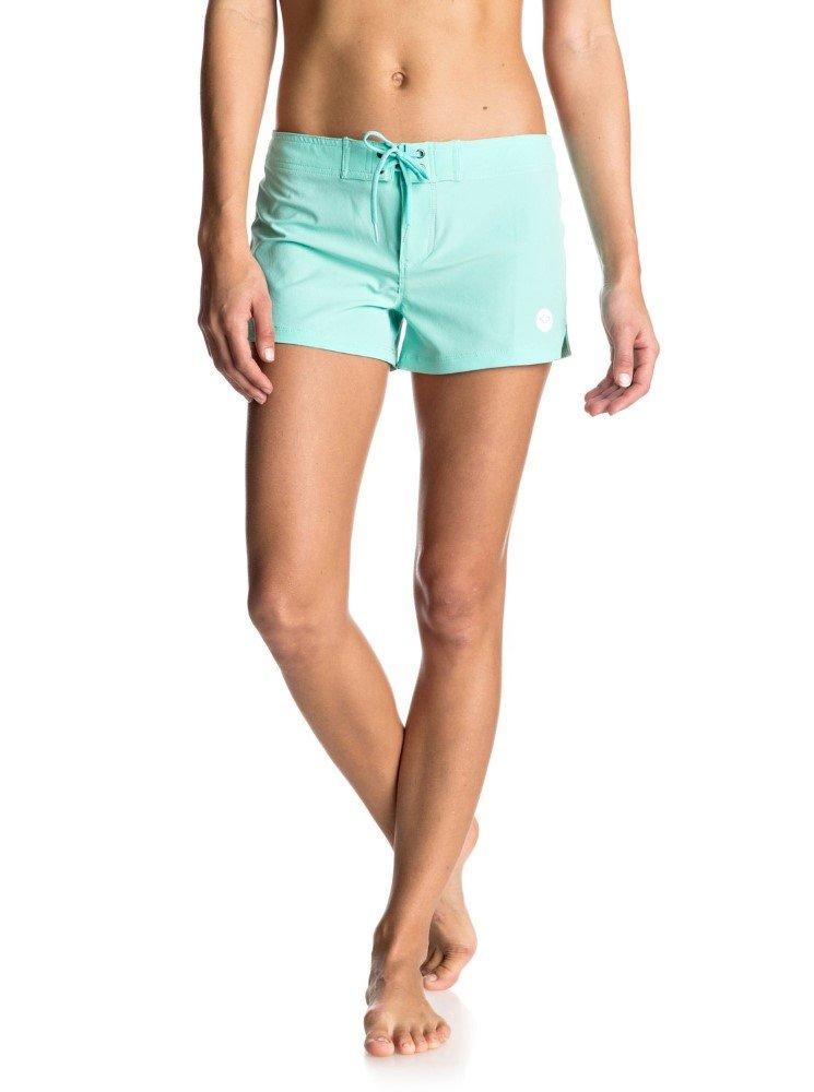 Roxy Women's to Dye Two inch Boardshort, Pool Blue, XL