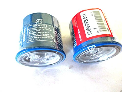 Pack Genuine Honda 15400 PFB 014 Filter product image