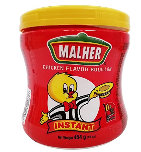 malher chicken bouillon - 3