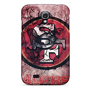 High Quality Phone Case For Galaxy S4 With Customized High-definition San Francisco 49ers Pattern ZachDiebel