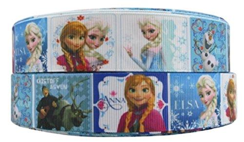 Disney's Frozen Characters 1