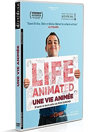 Life Animated : Une vie animée [Francia] [DVD]: Amazon.es ...