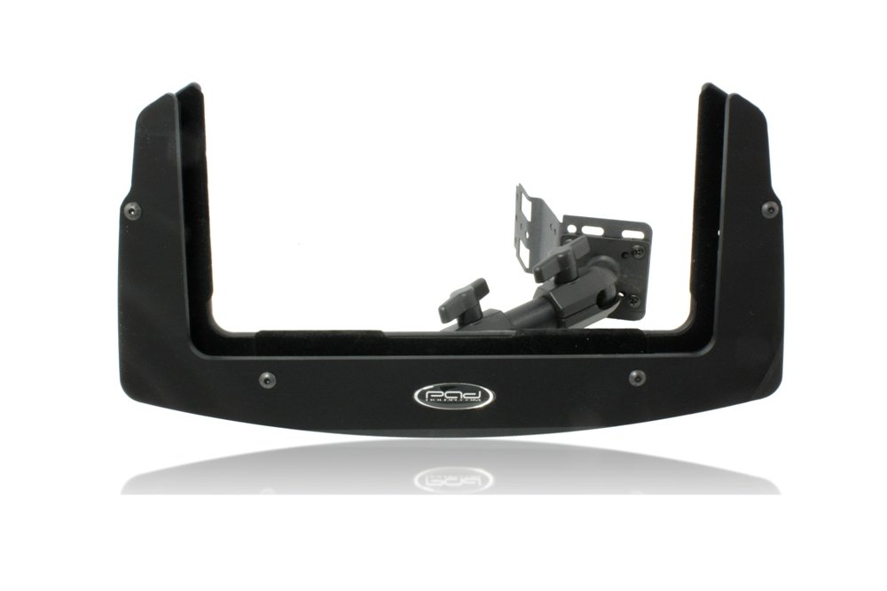 Padholder Edge Series Premium Tablet Dash Kit 2008-2012 Subaru Impreza & Forester for iPad & Other Tablets