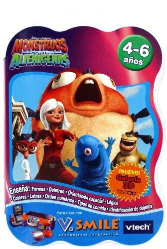 Vtech V Smile Monsters vs Aliens - Spanish for sale  Delivered anywhere in USA