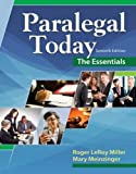 Paralegal Today 7th Edition