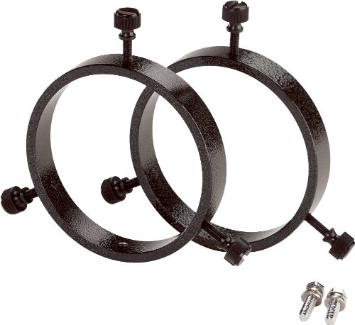 Orion 7381 105mm ID Pair of Guide Scope Rings