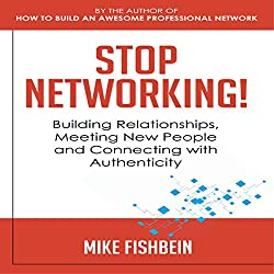 Stop Networking!