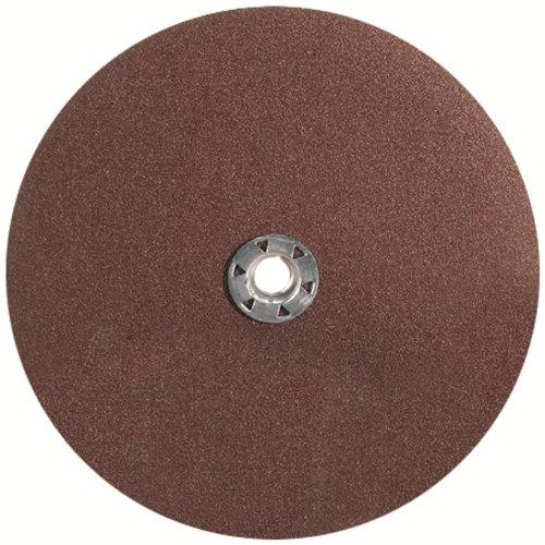 United Abrasives SAIT 51080 2A Aluminum Oxide 4-1/2-Inch X 7/8-Inch Fiber Disc, 80 Grit Bulk Disc, 100-Pack
