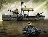 Mega Bloks Call of Duty Riverboat Raid Collector Construction Set