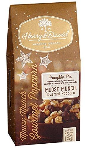 UPC 780994805415, Harry & David Pumpkin Pie Moose Munch Popcorn Signature Holiday 4.5 oz Box
