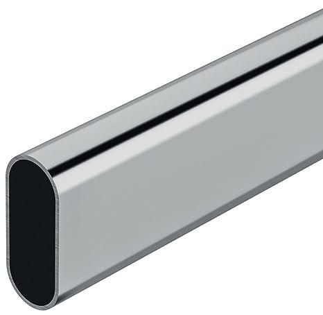 Perchero Barra Acero Inoxidable Barra Armario barra 1000 mm ...