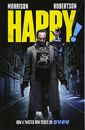 Happy! Deluxe Edition - Grant Morrison Book