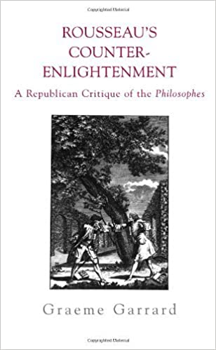 Gratis downloads ebook pdf Rousseau's Counter-Enlightenment: A Republican Critique of the Philosophes (SUNY series in Social and Political Thought) by Graeme Garrard in Danish FB2